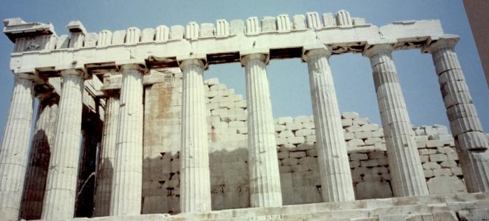Segeln in Griechenland …