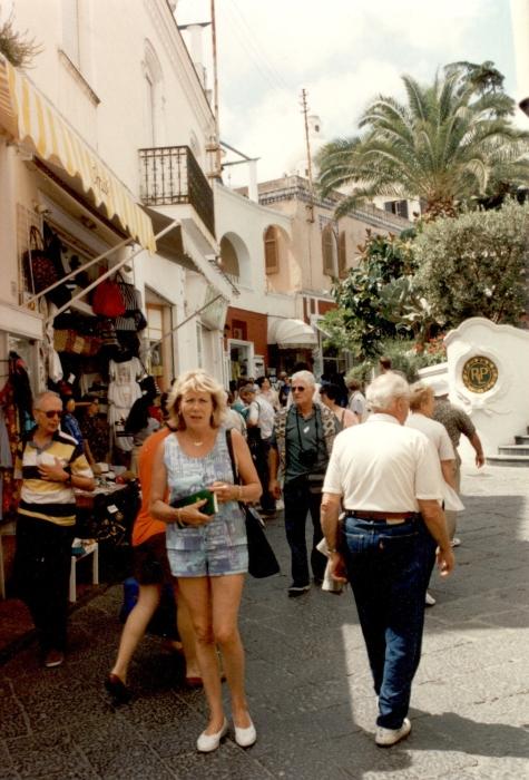 Weiter nach Capri …