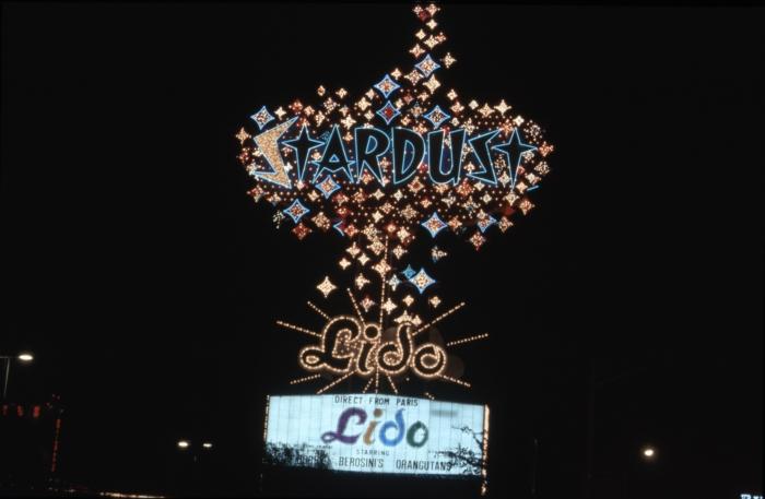 Las Vegas und Stardust …