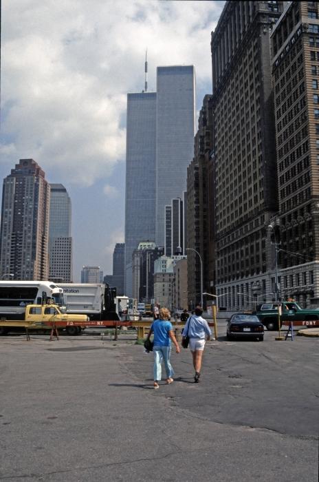 Das World Trade Center …