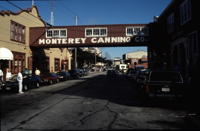 Steinbeck's Monterey …