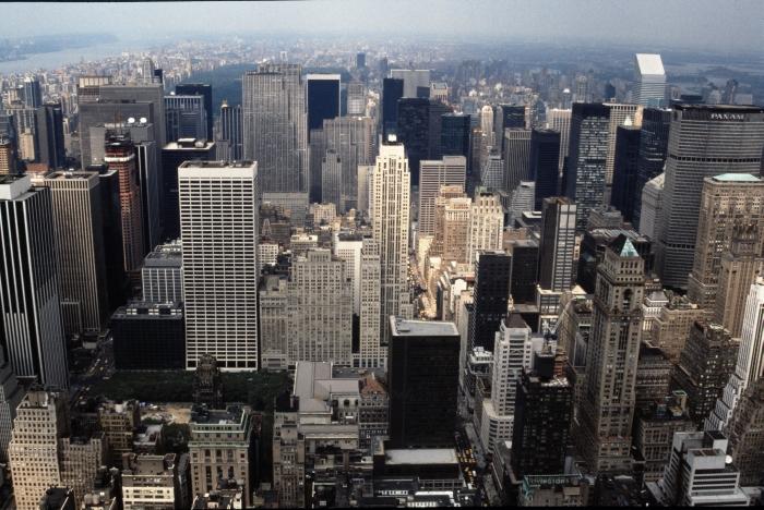 Ein Teil Manhattans …