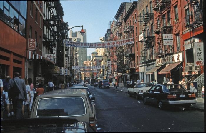 Chinatown mit Original …