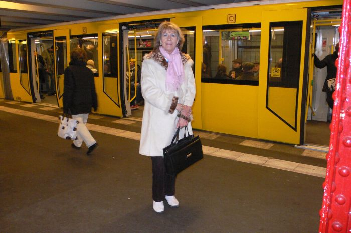 Die U-Bahn ist das beste …