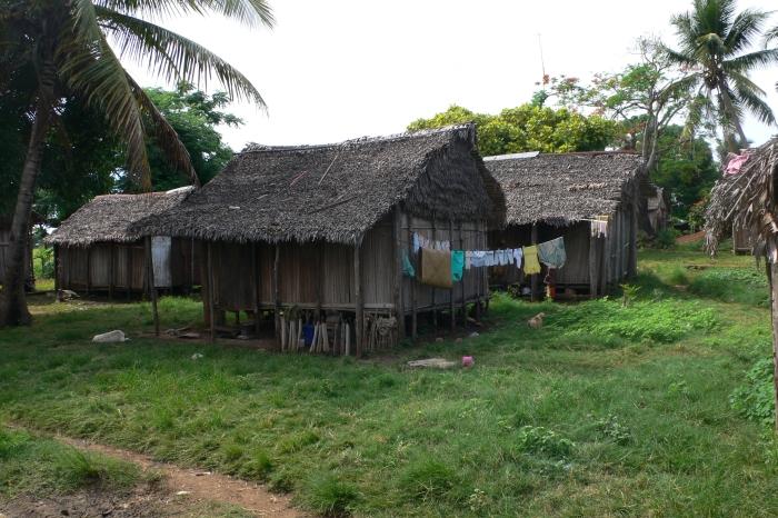 Ein Dorf auf Madagaskar …