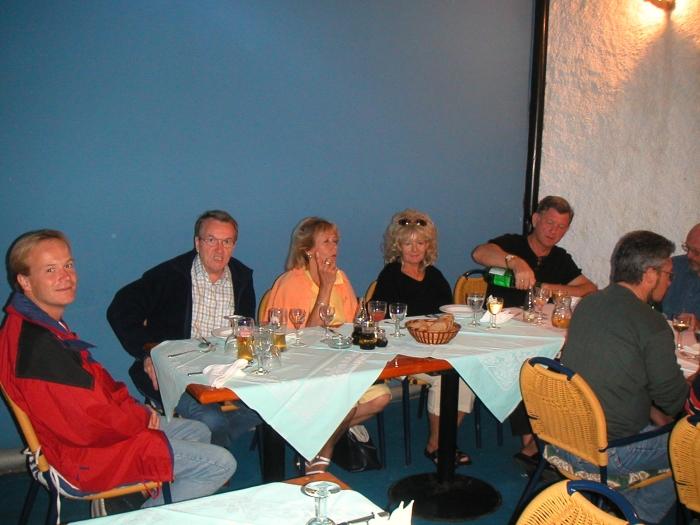 In unserem Restaurant …