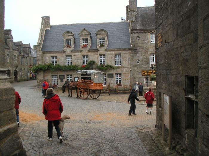 Die mittelalterliche Stadt …