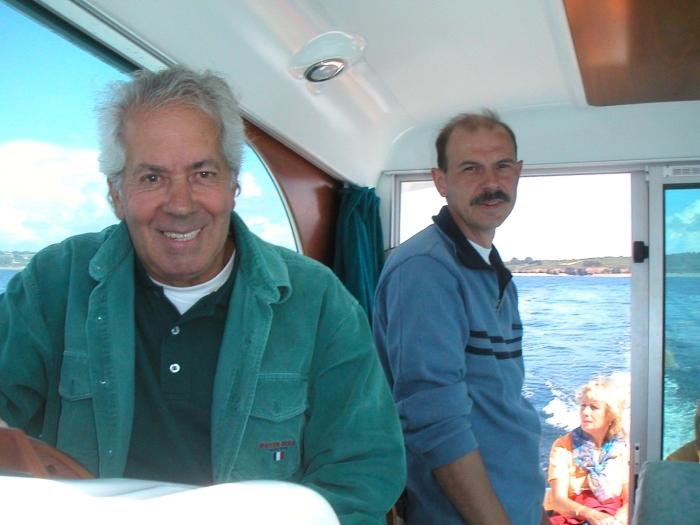Unser Freund Pierre mit …