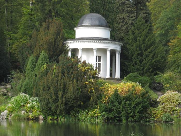 Kassels Apollo-Tempel …
