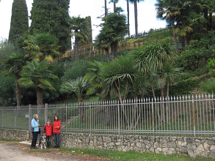 Mediterrane Gärten …