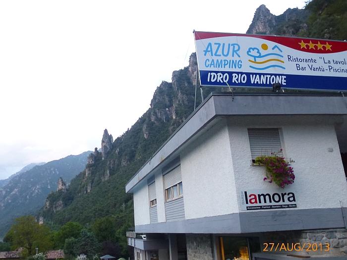 Azur Camping in Idro …
