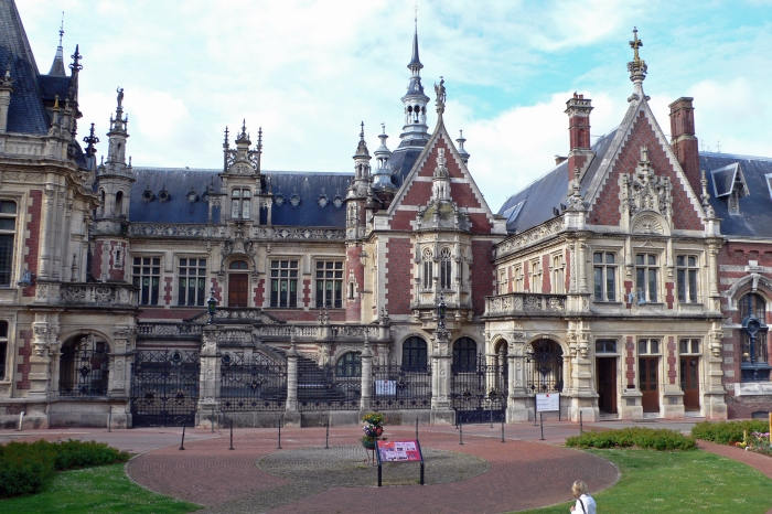 Das Palais Bénédictine …