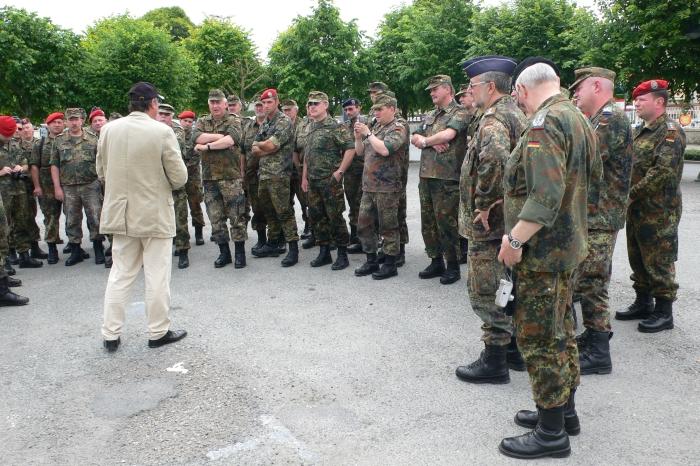 Die Bundeswehr macht …