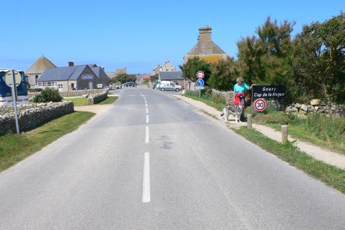 Ade, schöne Normandie …