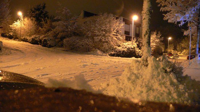 Schneereicher Dezember …