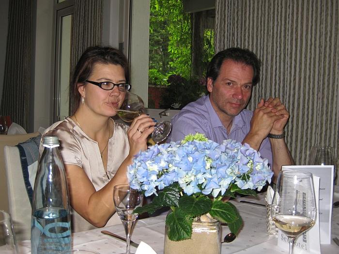 Zuzana und Andreas sind …