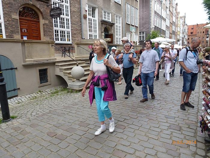 Danzigs Altstadt wurde im …