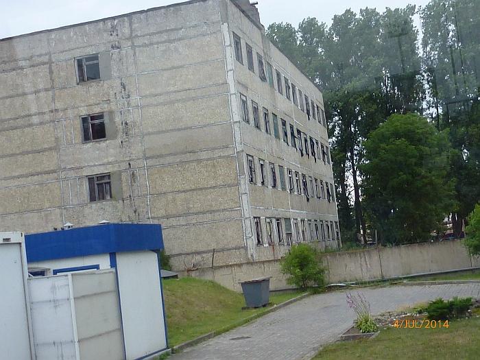 Leerstände der Gebäude …