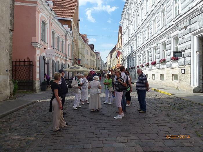 Einen Altstadtrundgang mit …