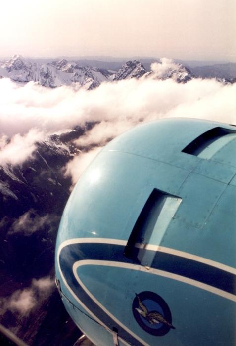 Mit Denali Air zum …