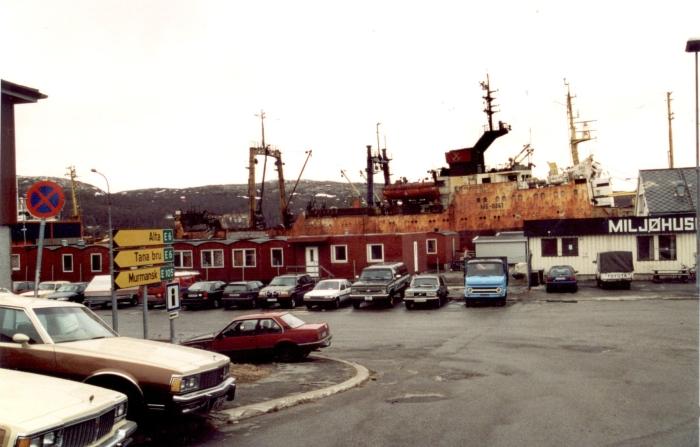 Kirkenes-Murmansk 10 km …